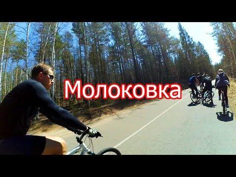Путешествие на Молоковку - вело ДТП разрыв связок
