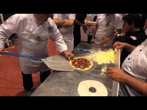 Pizza TV News - World Pizza Championship: Groupon U.S. Pizza Team on Day One