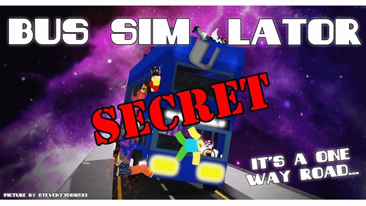 Roblox Bus Simulator Easter Eggs Youtube
