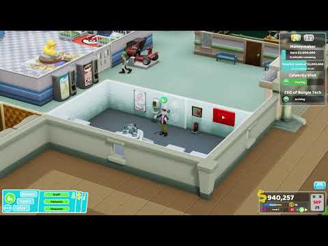 No Deaths (Two Point Hospital) |