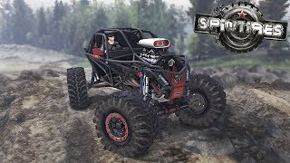 SUPERCHARGED LAND CRUSHER - Spin Tires