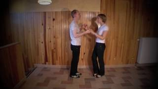 Salsa lesson - El Clavicula !