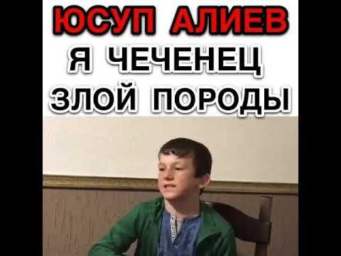 Я Чеченец злой породы