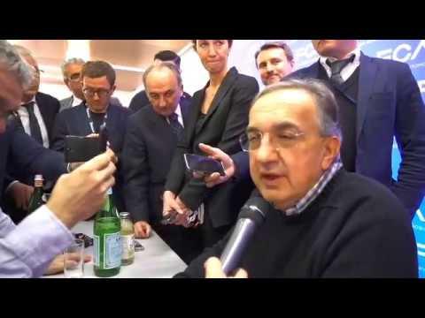 Intervista a Sergio Marchionne