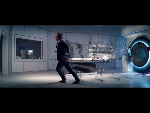 Terminator 5 : Pelea en el Hospital Pops Vs John Connor T-3000 1080p HD
