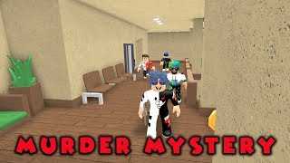 We Don't Know Who's The Killer !!! / Murder Mystery 2 / Roblox English
