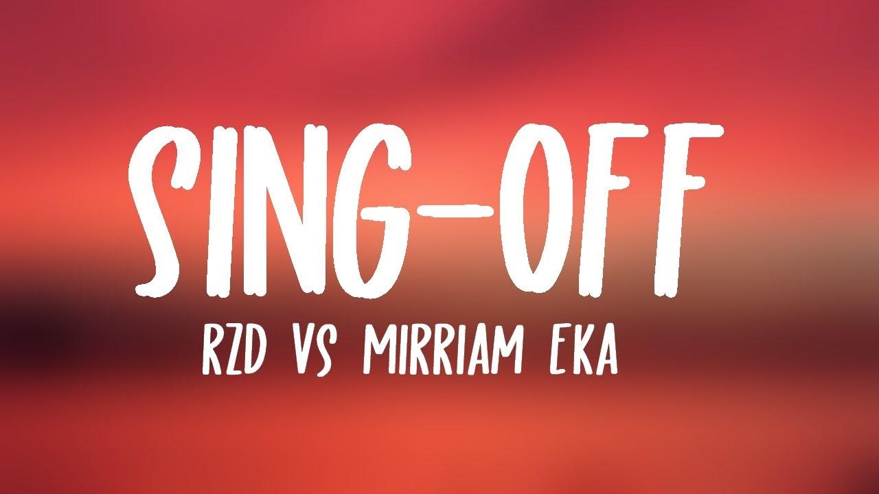 SING-OFF TIKTOK SONGS PART VI (Yamet Kudasi, It's Only Me) Reza vs Mirriam Eka (Lyrics)