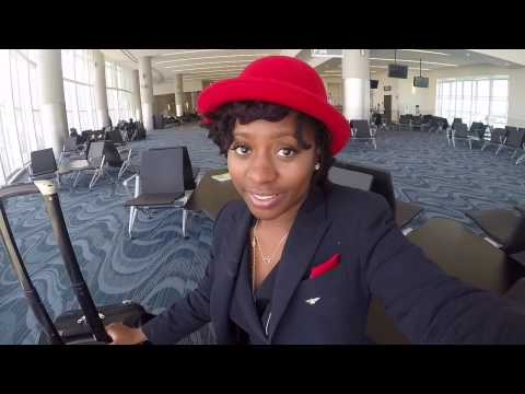 AIRPORT TOUR! ATLANTA INTERNATIONAL