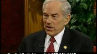Federal Reserve Transparency Act - HR1207 - Ron Paul