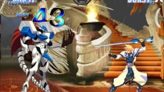 Guilty Gear X2 Reload Overdrive Combos