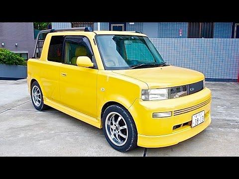 2001 Toyota BB Open Deck - Pacific Coast Auto Company Car
