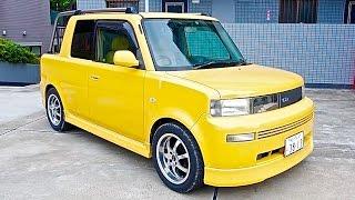 2001 Тойота ББ відкритій палубі - Тихоокеанське узбережжя автомобільні компанії