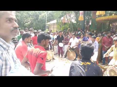 Kerela Chenda Mellam (chenda kottu) VS Tamilnadu Jamab