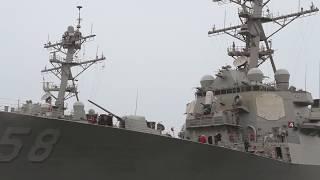 Navy Living Heritage - USS Laboon (DDG 58)