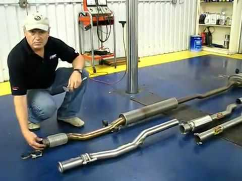 R56 Mini Cooper S Supersprint Exhaust Install Youtube
