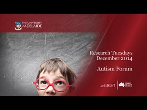 Autism Forum - Research Tuesdays December 2014
