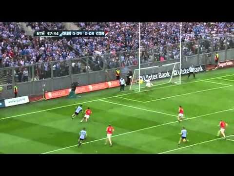 Amazing Jack McCaffery Football Goal : Dyflin (Baile Átha Cliath)