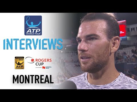 Mannarino Discusses Raonic Upset Montreal 2017