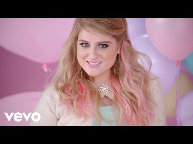 Meghan Trainor - All About That Bass (Official Music Video)