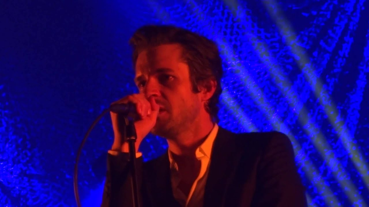BRANDON FLOWERS The Way It s Always Been Dublin Olympia Theatre 19 05