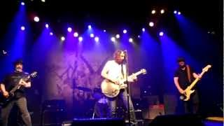 Soundgarden-Irving Plaza NYC 11-13-12 Taree, Been away to long, Worse Dreams, My Wave