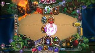 Play 30 Warlock Cards(Hearthstone Gameplay)