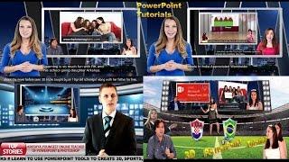 PowerPoint  3 D Tricks Simplified