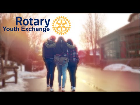 The Rotary Youth Exchange Program