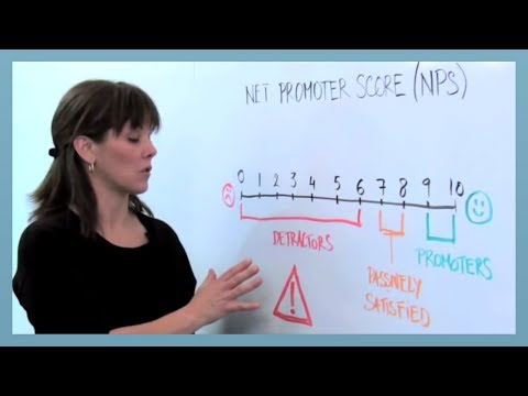 NPS Step 3:  From The Top - Net Promoter Score Leadership