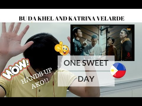 [REACTION] Philippines' BEST! BU DA KHEL and KATRINA VELARDE - ONE SWEET DAY   #JANGReacts
