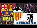 FC Barcelona Vs Valencia - La Liga - Live Commentary