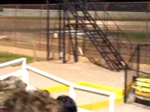 Final laps Mini Stocks - Hendry County Speedway 9/19/09
