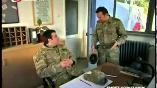Emret Komutanım Yeniden 25.Bölüm Tek Parça 29 Mart 2013