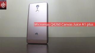 Micromax Q4260 Canvas Juice A1 plus