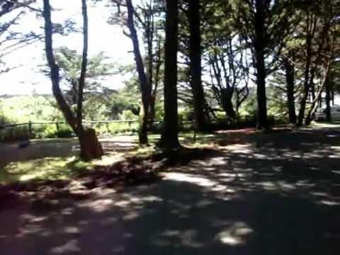 Beverly Beach State Park Oregon Coast Youtube