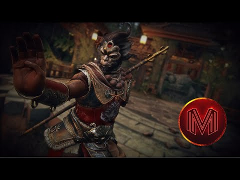 """SHAOLIN IS INSANE! - For Honor   """"MARCHING FIRE"""" SHAOLIN DUELS!!!"""
