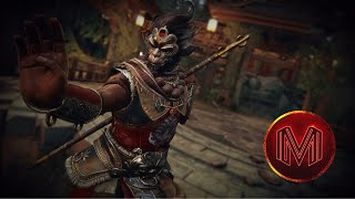 """SHAOLIN IS INSANE! - For Honor 