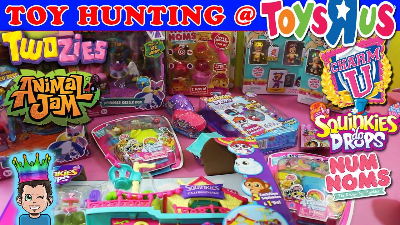 Hunting Toys R Us Twozies Charmu Squinkies Do Drops Animal