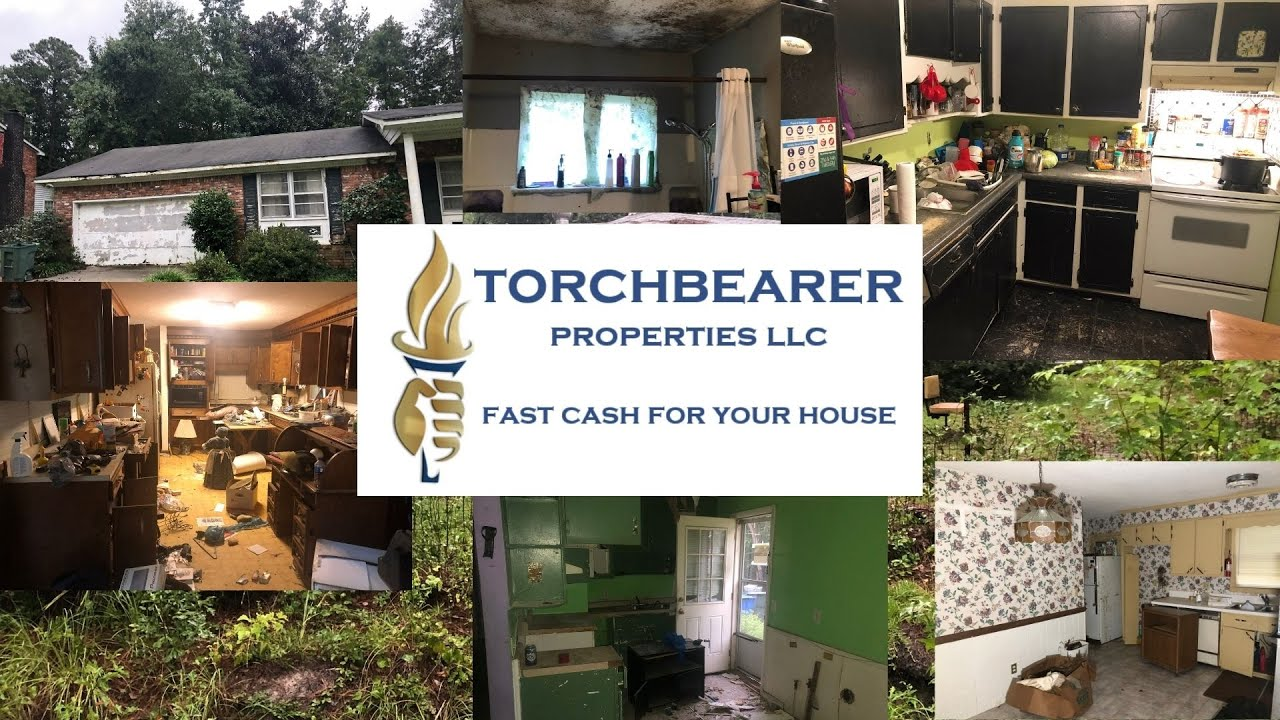 We Buy Houses in South Carolina, Torchbearer Properties LLC