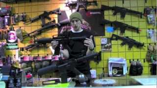 King Arms M4a1 Cqbr - Oat Tv