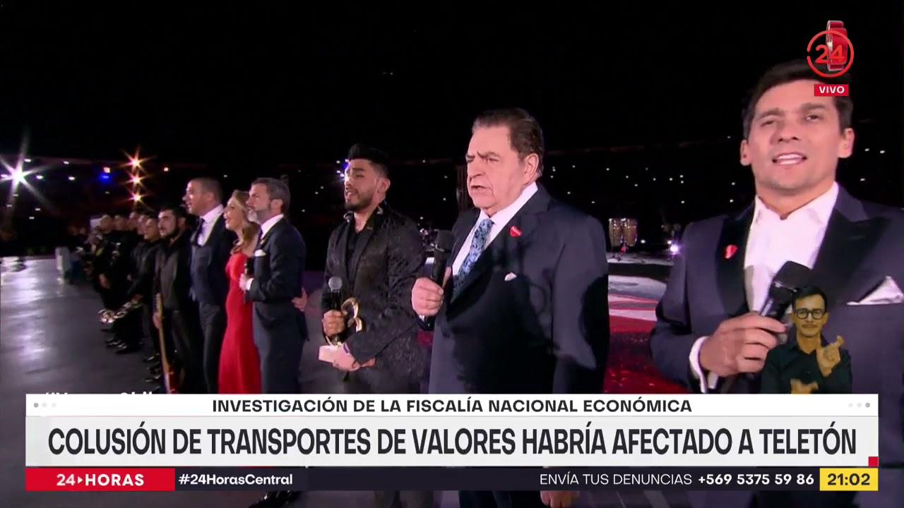 Download Colusión de transportes de valores habría afectado a la Teletón: Ejecutivos podrían enfrentar cárcel