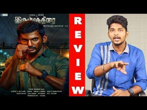 Irumbu Thirai Movie Review | Vishal |...