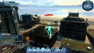 DCUO Gameplay - Master Acrobatics