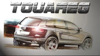 Volkswagen Touareg 3.0 TDI Обзор. Реалии эксплуатации Туарега