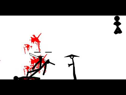 Первая кровь PIVOT анимация
