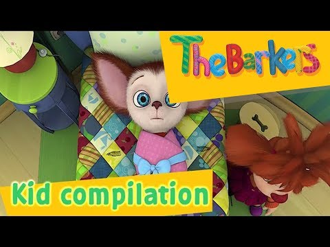 The Pooches - Barboskins - Kid compilation - TEN episodes [HD]