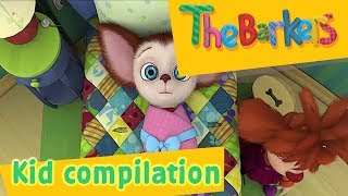 The Barkers - Barboskins - Kid compilation - TEN episodes [HD]