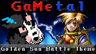 Battle Theme (Golden Sun) - GaMetal
