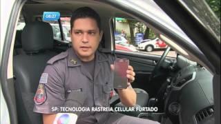 Download Video Aplicativo usado por policiais identifica celulares roubados MP3 3GP MP4