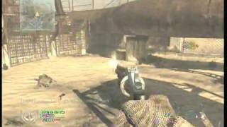Modern Warfare 2 Throwing Knife Tricks
